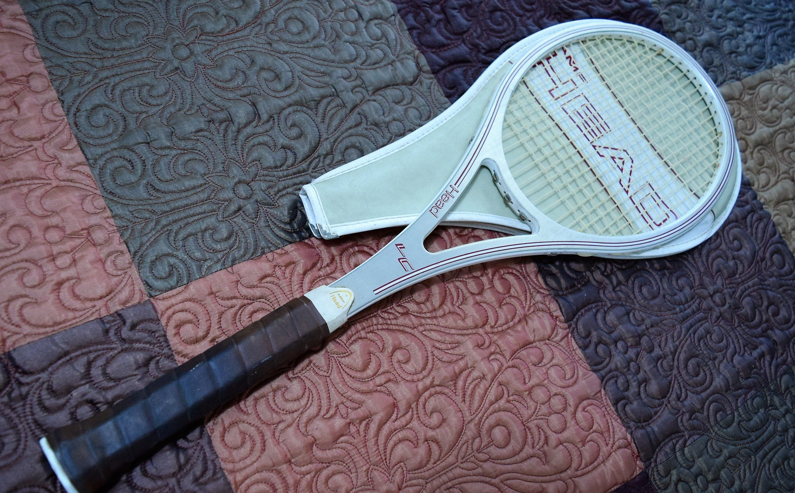 Head tennis raquet - gray   Head tennis, Tennis, Tennis racket