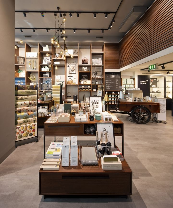 Ortloff store by The-Store-Designers, Cologne – Germany » Retail De ...