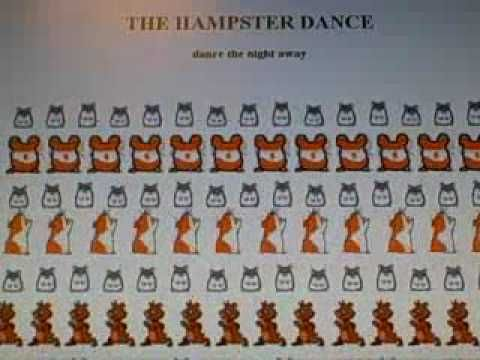 Original Hampster Dance From 1997 Hamsters Dancing Online Dance Online Hamster Dance Song Hamster