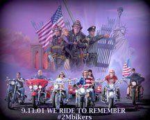 """Más de un millón de motociclistas en Washington. Un mensaje de libertad y patriotismo que la """"gran prensa"""" ha ignorado"""