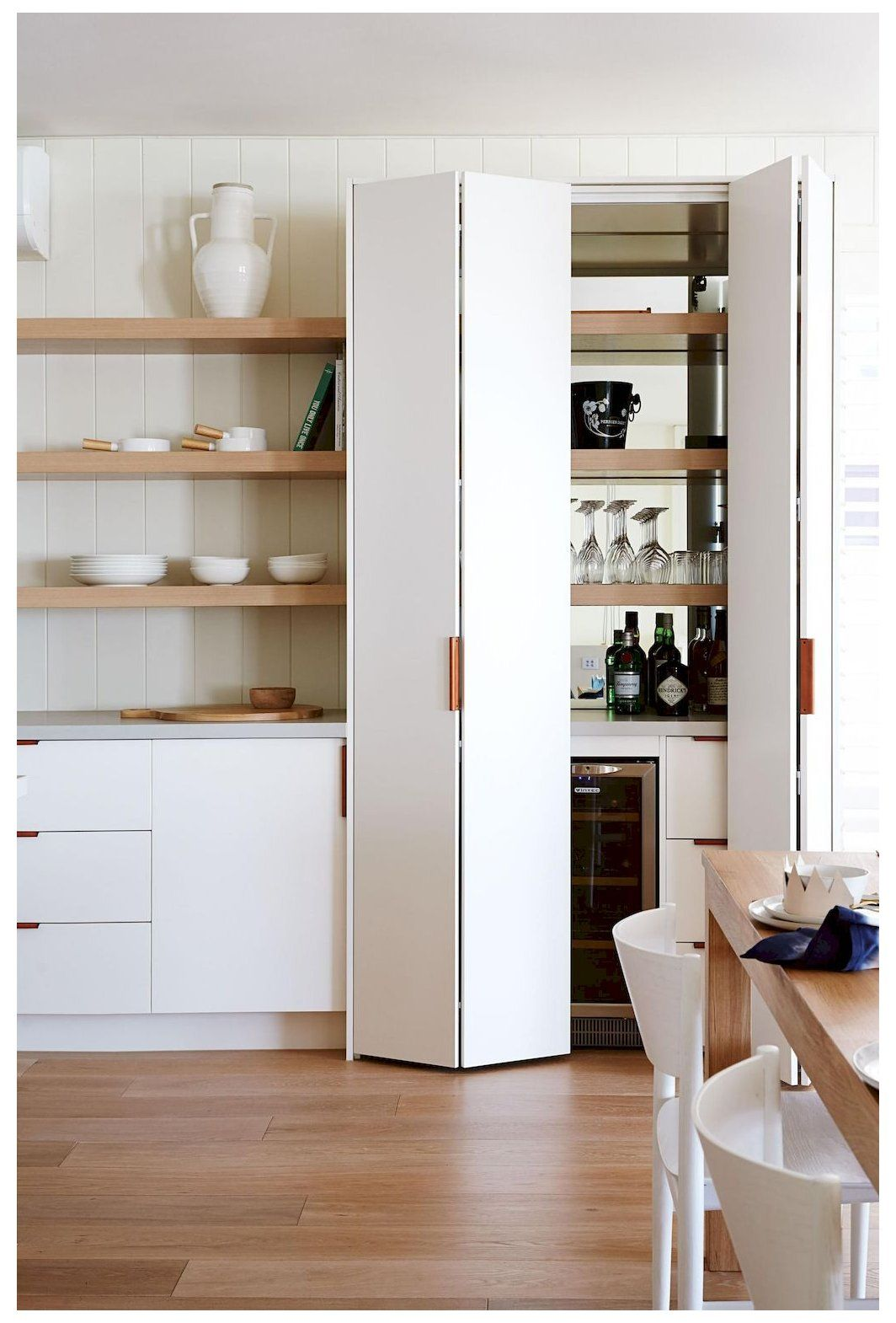 Neat Kitchen Organization and Storage Ideas - Image 9 of 58 #kitchenstorageideas