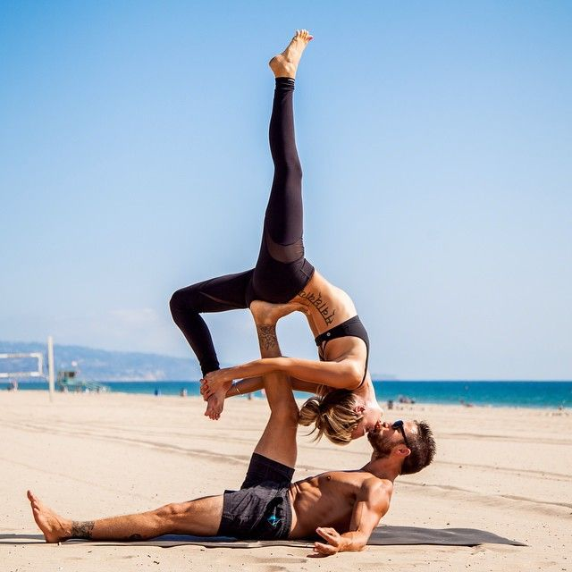 Fitness For Two The Beauty Of Acro Yoga Couples Yoga Poses