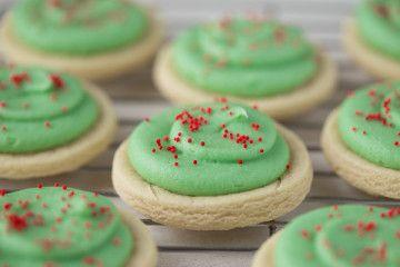 Holiday Sugar Cookies