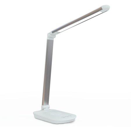 Tzumi Wireless Charging Lamp Walmart Com Wireless Charging Lamp Lamp Desk Lamp