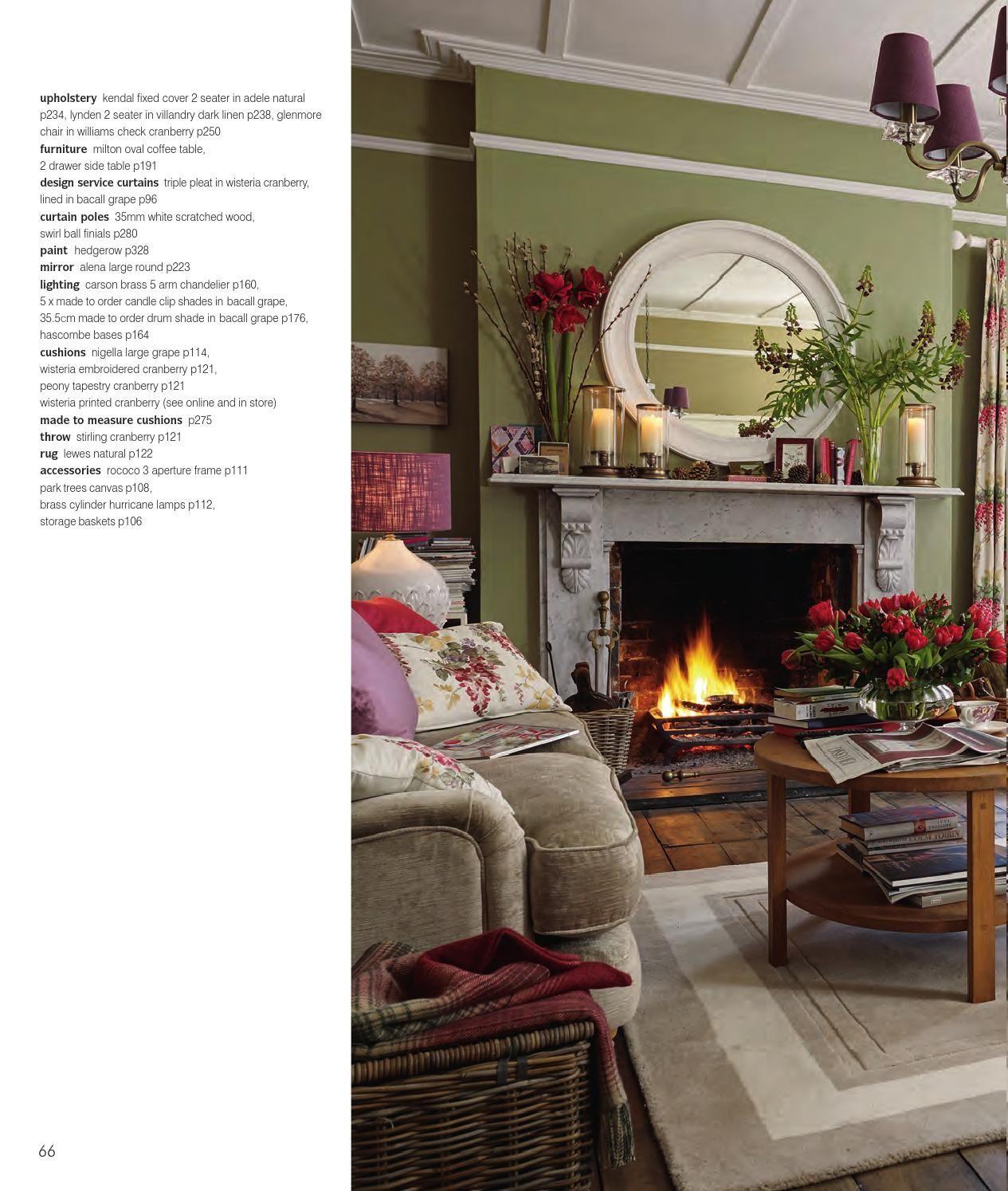 Astonishing Laura Ashley Spring Summer 2016 Catalog Laura Ashleys Home Interior And Landscaping Ponolsignezvosmurscom
