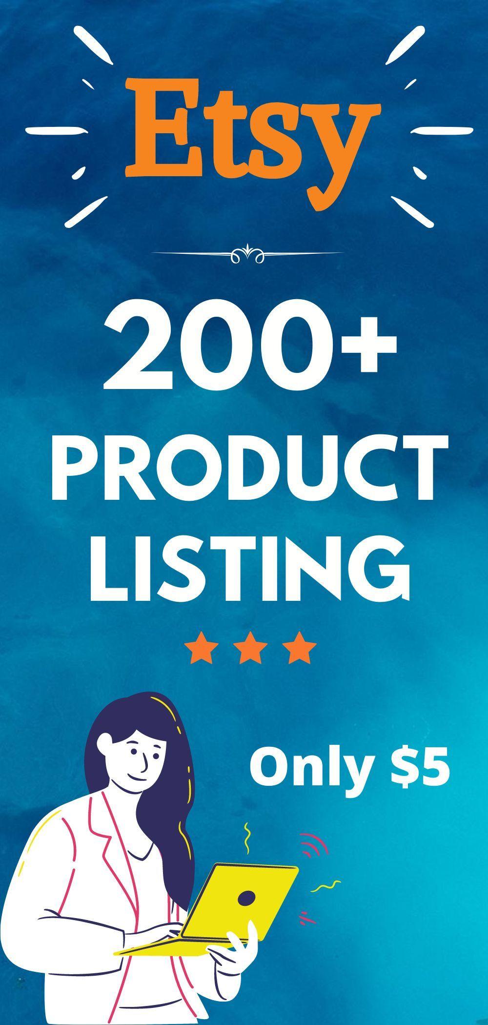 I Will Etsy Listing Etsy Seo Etsy Shop Etsy Promotion Etsy Traffic Etsy Sell Etsy Seo Seo For Beginners Etsy Listing