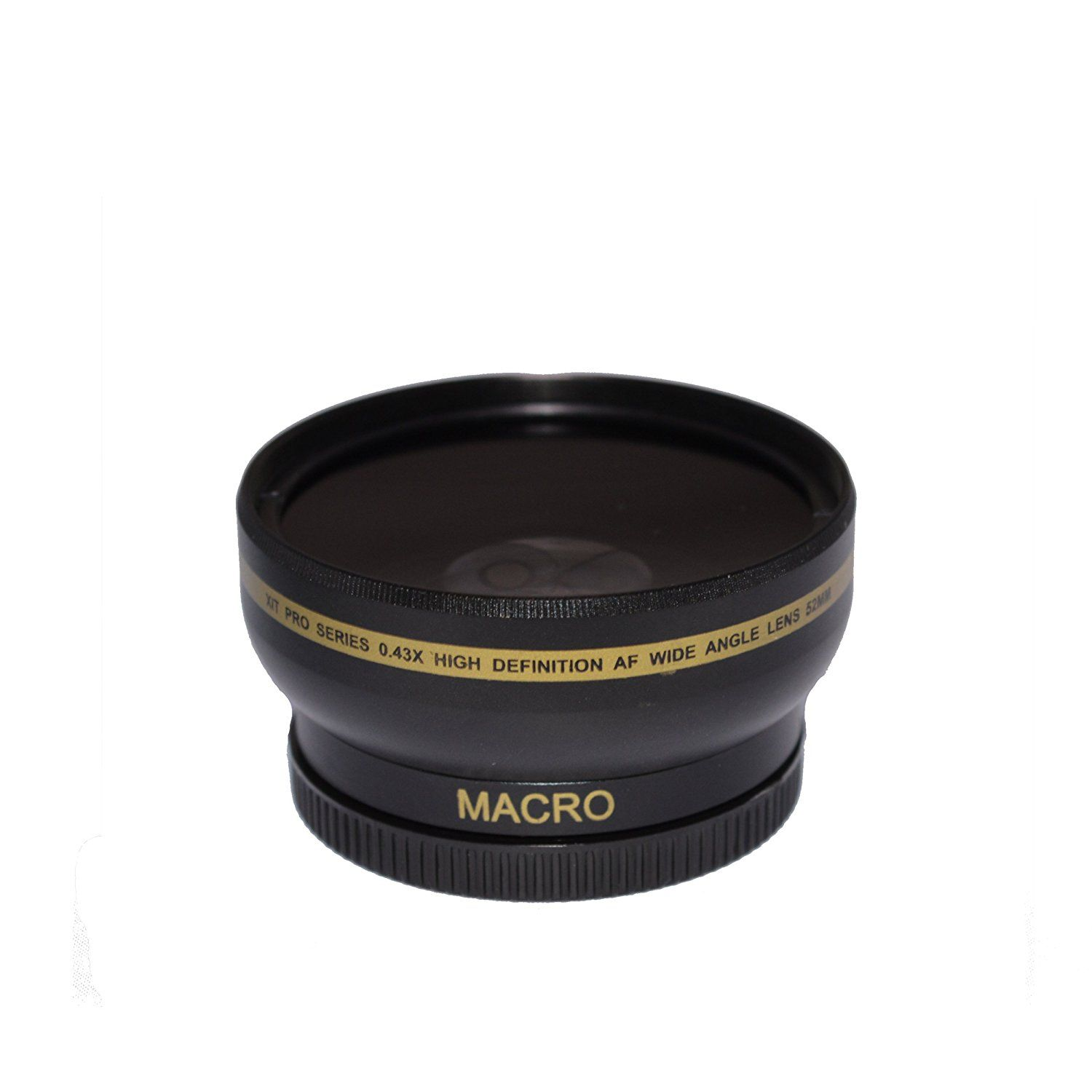 52mm High Definition Wide Angle Macro Lens For Pentax Smc DA 18 55mm F35 56 AL WR 043x Ultra Converter 52 Mm Threaded AF Check Out This