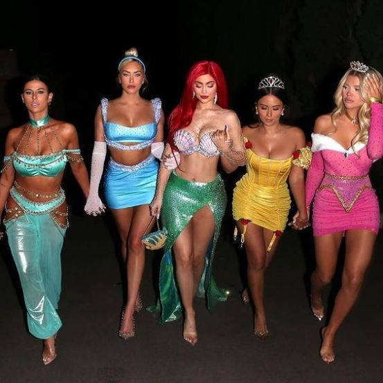 10 Sorority Halloween Costume Ideas - Society19