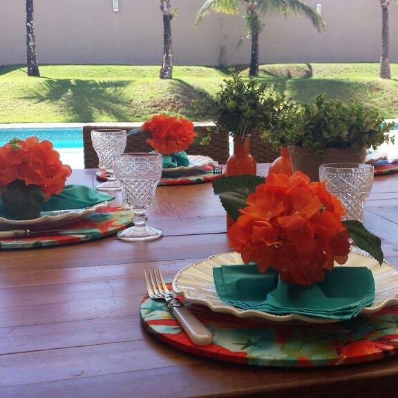 Mesa Dia da Bacalhoada tradicional...