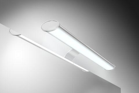 Badezimmer Spiegelschrank Beleuchtung Set Lampe 45 cm mit Energiebox ...
