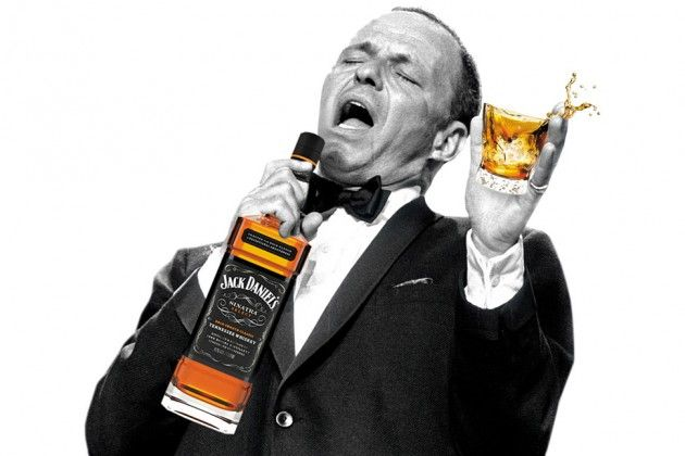 Drunk With Frank Sinatra