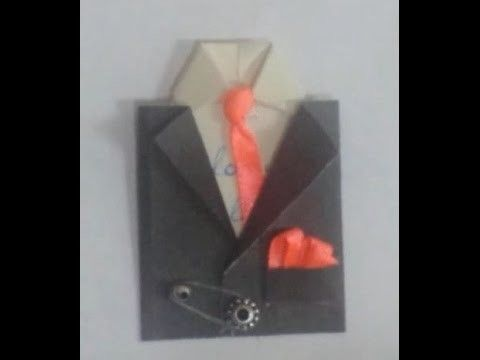 Diy greeting cards how to make a suit card tutorial card diy greeting cards how to make a suit card tutorial m4hsunfo