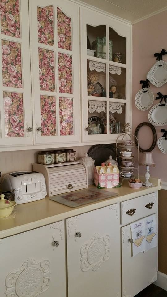 brighten up kitchen cabinets without painting or add