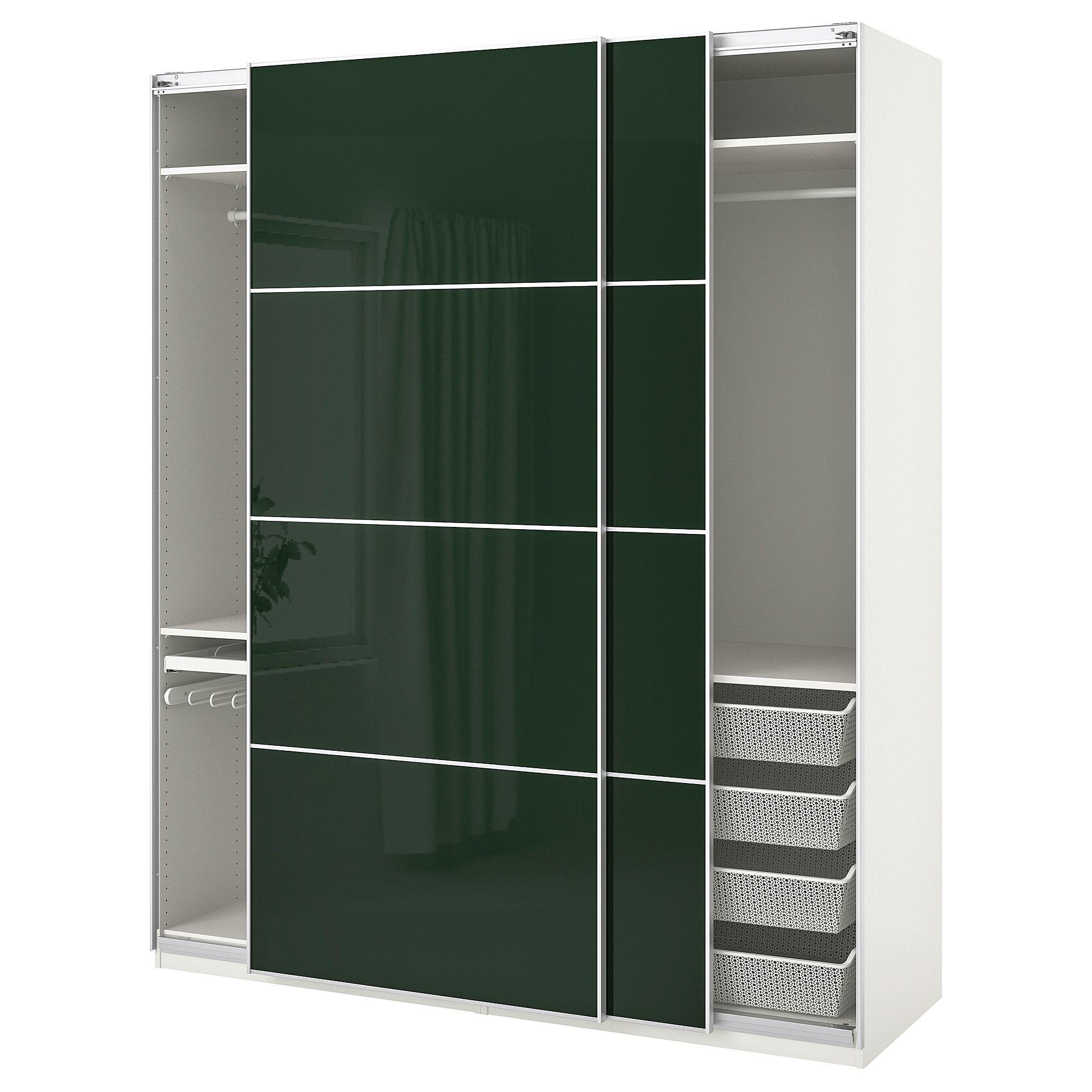 US Furniture and Home Furnishings Pax wardrobe, Ikea