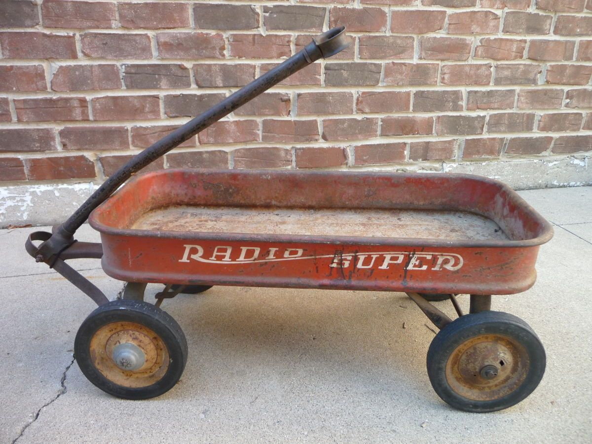 Super history radio wagon ™ super