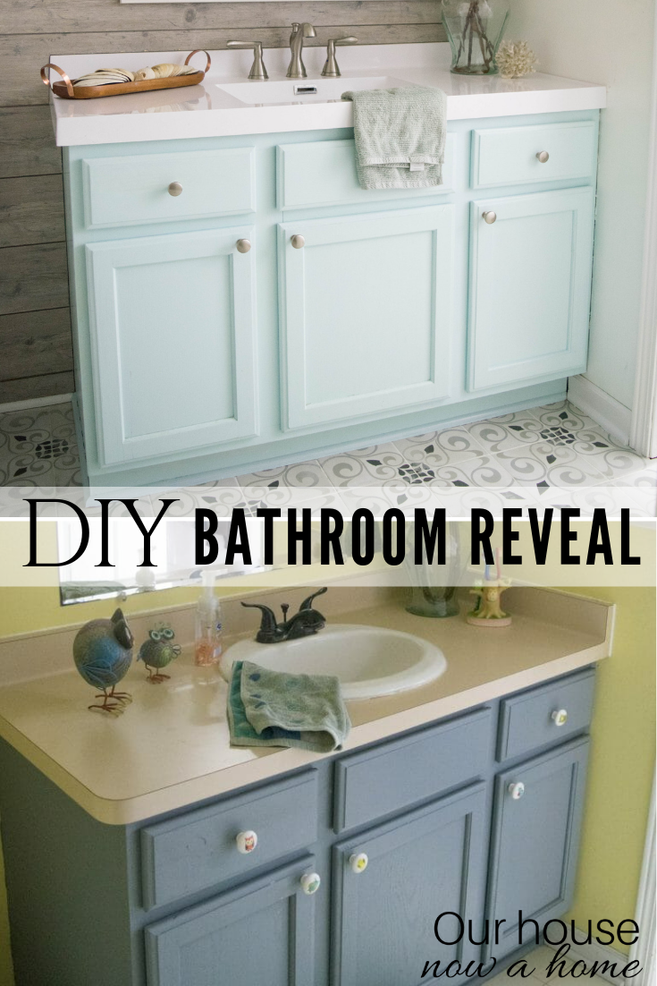 Bathroom Renovation Reveal Our House Now A Home Ikea Dining Ikea Dining Room Bathroom Renovation