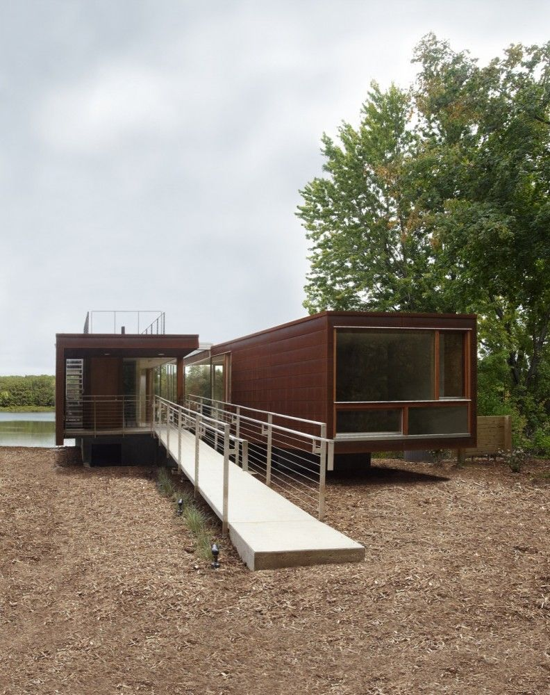 Koby Cottage Garrison Architects With Images Unique Cottages