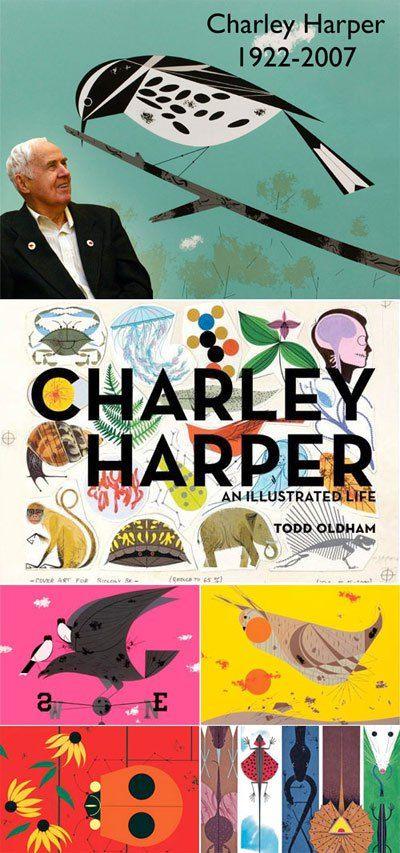 Charley Harper, una vida ilustrada
