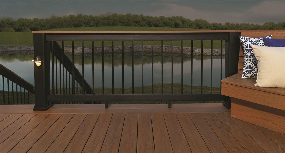 My Timbertech Dream Deck Deck Railings Decks And Porches Deck