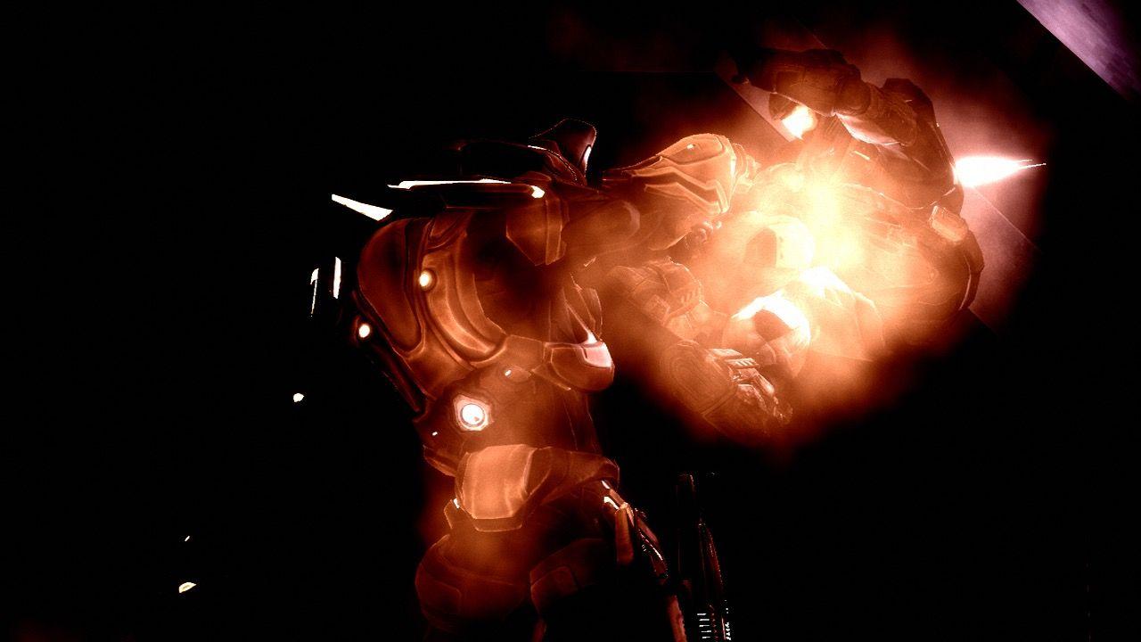 Execution Halo Reach Antelope Canyon