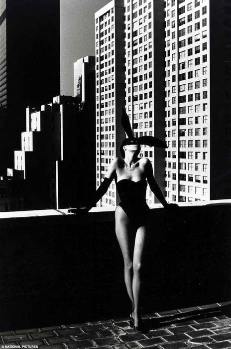 Helmut Newton y la erótica de la mujer