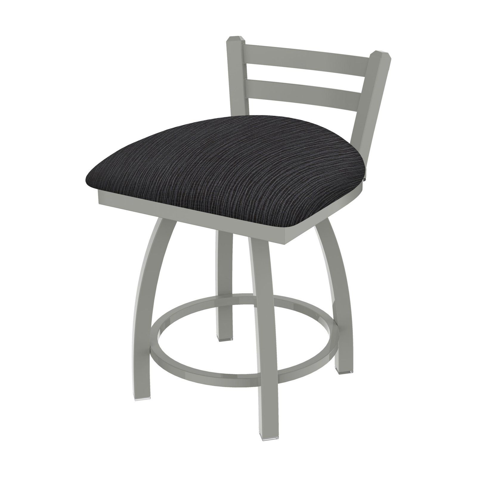 Holland Bar Stool Co 411 Jackie Low Back Swivel Dining Chair