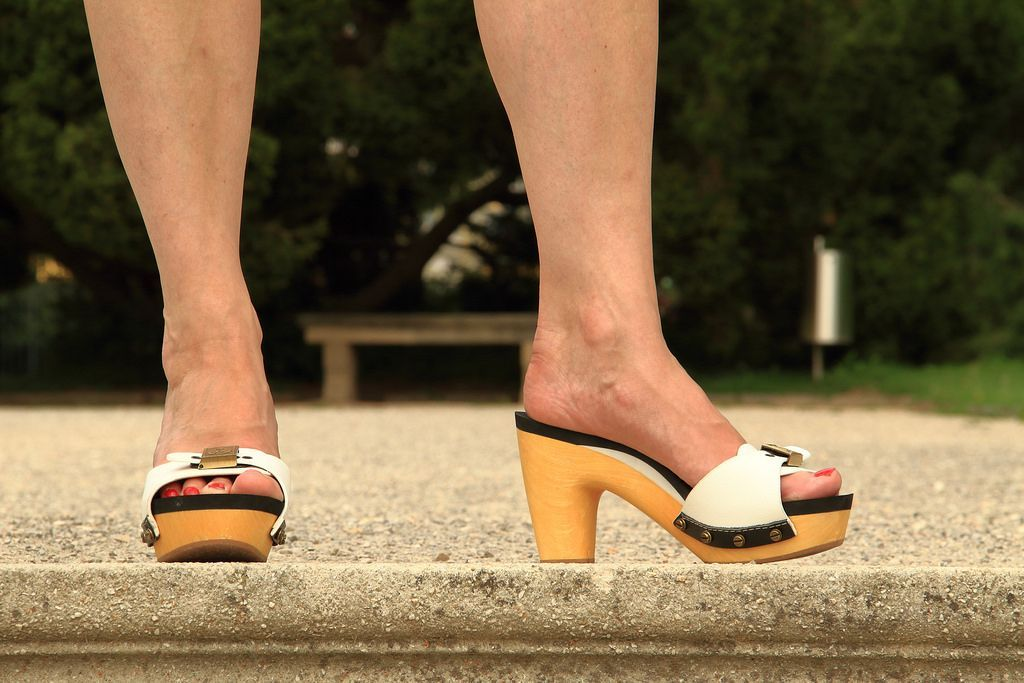 Pin on high heels mules
