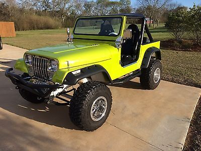 Ebay 1990 Jeep Wrangler Chrome 1990 Jeep Wrangler Yj Complete