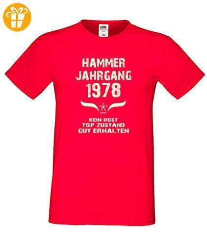 Sprüche Motiv Fun T Shirt Geschenk Zum 38 Geburtstag Hammer