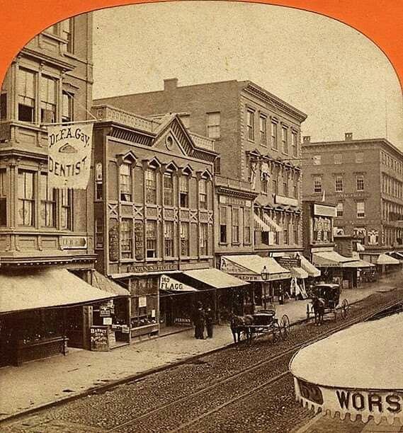 Westminster Street, Providence.