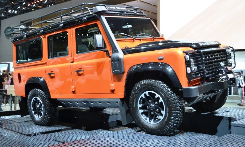 land rover 120 - Google Search