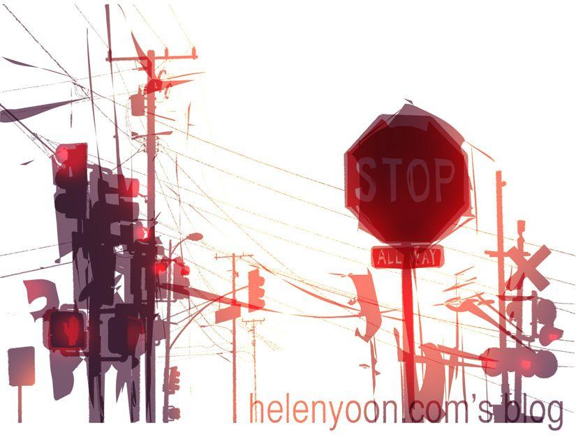 helenyoon.com blog
