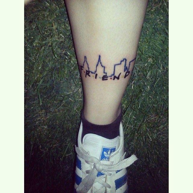 20 Amazing Friends Inspired Tattoos Tattoos Friend Tattoos Incredible Tattoos