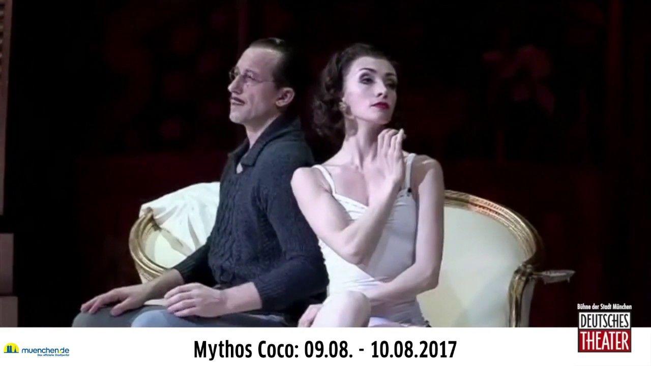 Mythos Coco im Deutschen Theater München Alle Infos unter