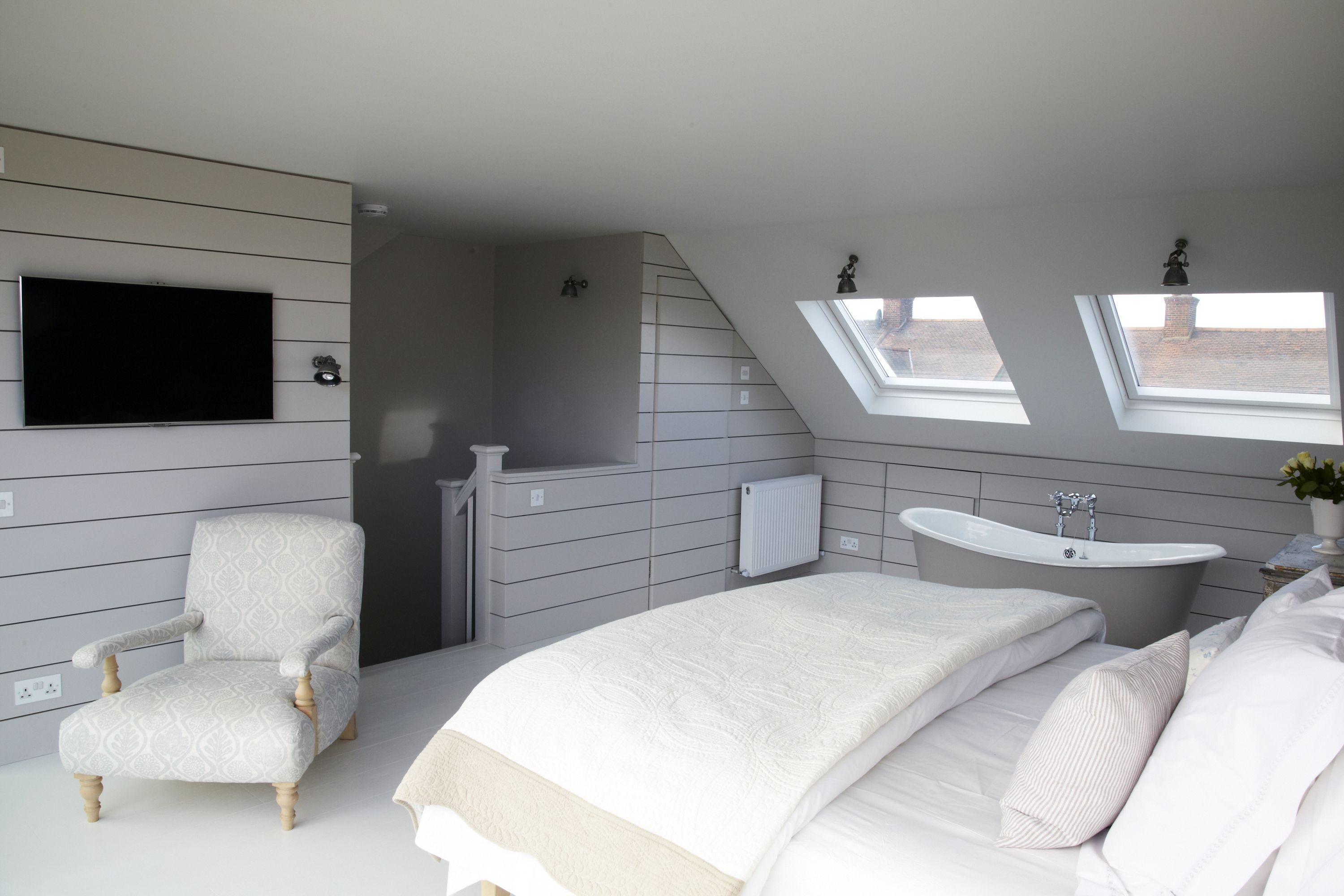 breathtaking loft bedroom conversion ideas | Stylish loft conversion | Loft spaces, Loft conversion ...