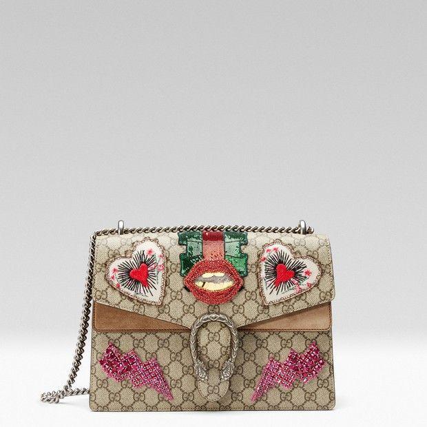 Gucci lança edição especial da bolsa Dionysus inspirada em oito ... 2f30c06506