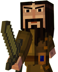 Ivor Is Hands Down The Best Character In Minecraft Story Mode