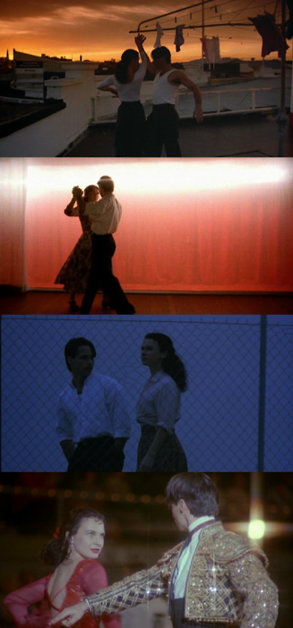 Strictly Ballroom, 1992 (dir.  Baz Luhrmann) I want to do a photo project based on this movie!