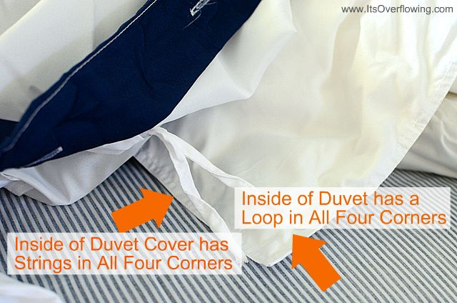Duvet Cover Keep From Shifting 3 I Am Going To Do This Two Other Options Use Sets Of Ties If You Don T Want Make A Onhole Or Hand Sch
