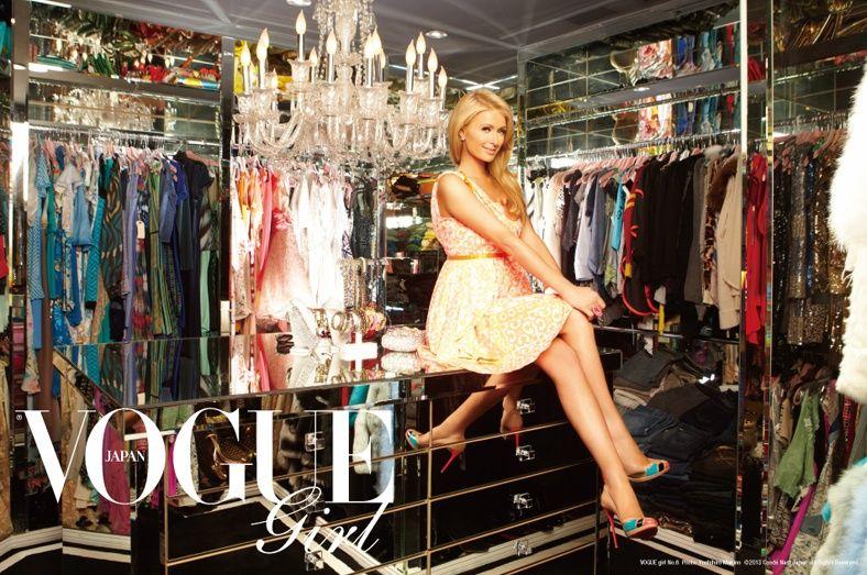 Cabina Armadio Paris Hilton.Paris Hilton S Closet Favorite Home Decor Closet Organization