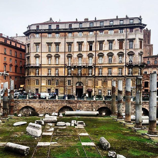 Piazza Foro Traiano