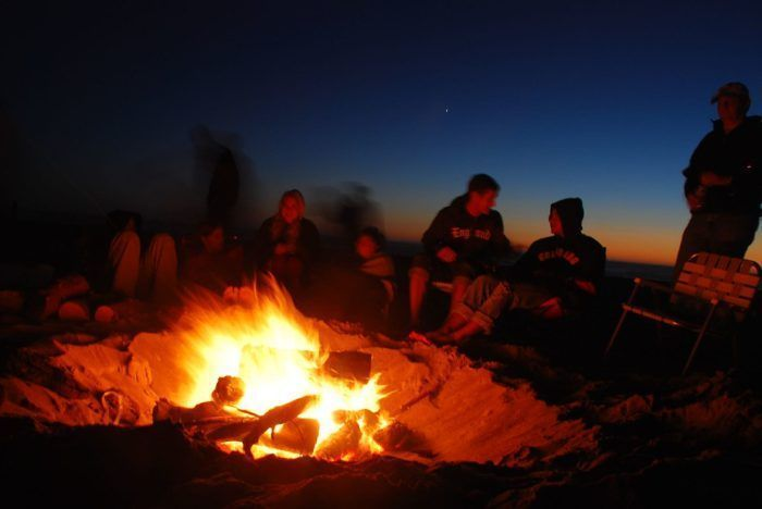 It's Not Summer Without These New Jersey Beach Bonfires# ...
