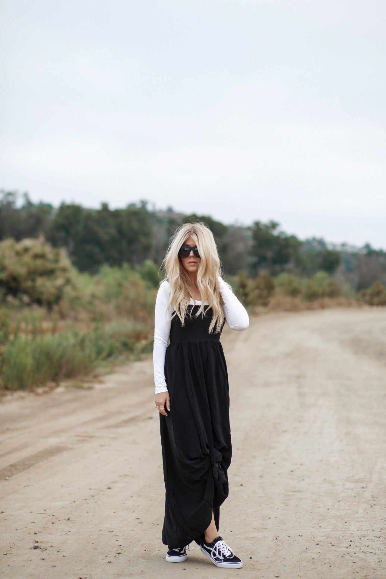 Salty Lashes Black And White Casual Look Dresses Don T Have To Be Dressy Blackdress Blackandwhite Fashion Summer Dress Outfits Long Jumper Dress Fashion [ 1920 x 1280 Pixel ]