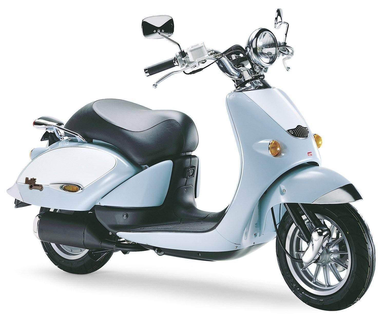 Aprilia Habana 125 Biler Motorcykler