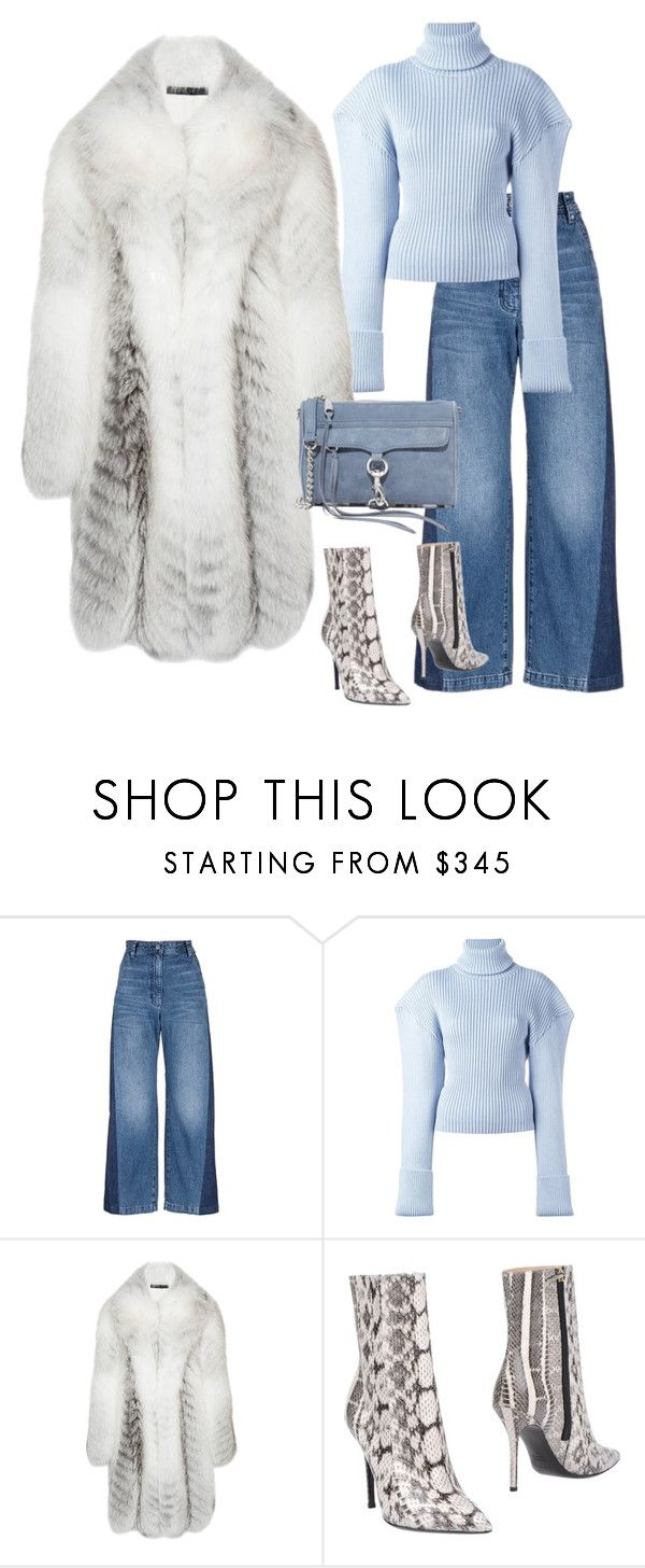 """Untitled #279"" by naisvisions ❤ liked on Polyvore featuring Rachel Comey, Jacquemus, Francesco Scognamiglio, Aperlaï and Rebecca Minkoff"