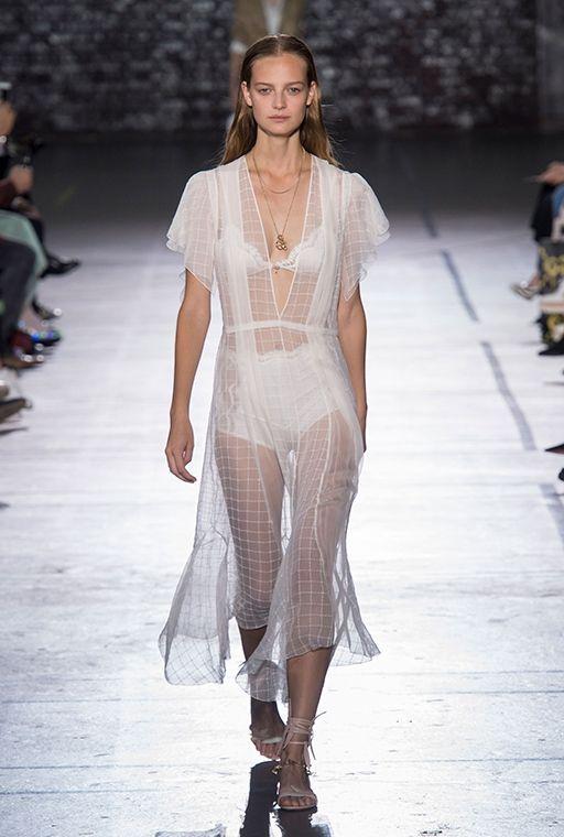 Парижская неделя моды: John Galliano, весна-лето 2017, Buro 24/7