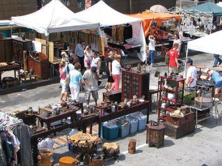 Hell's Kitchen Flea Market Best local farmers market and flea markets farmersme.com