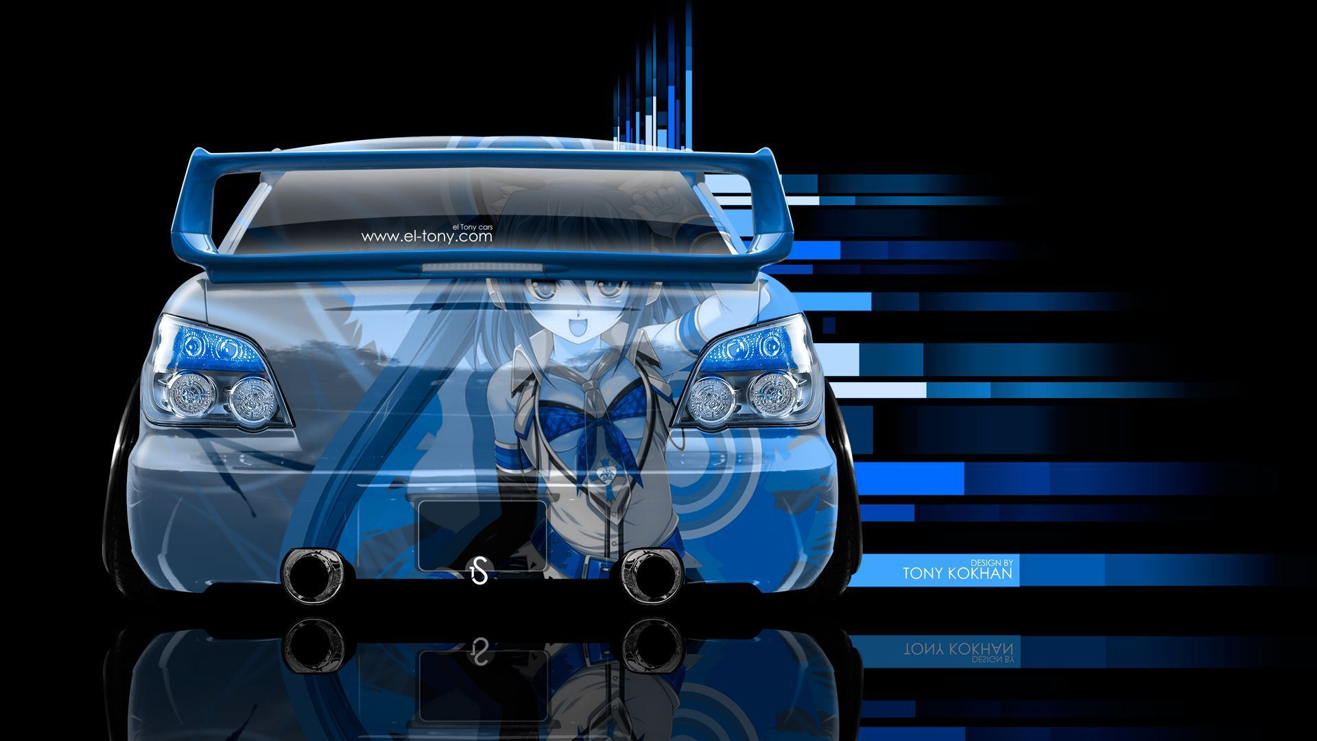 Subaru Impreza WRX STI JDM Crystal Nature Car 2014 Green Grass HD Wallpapers Design By Tony Kokhan [www.el Tony.com]  | El Tony.com | Pinterest | Subaru ...