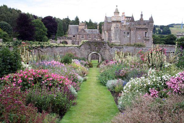 Walled Garden, Abbotsford House