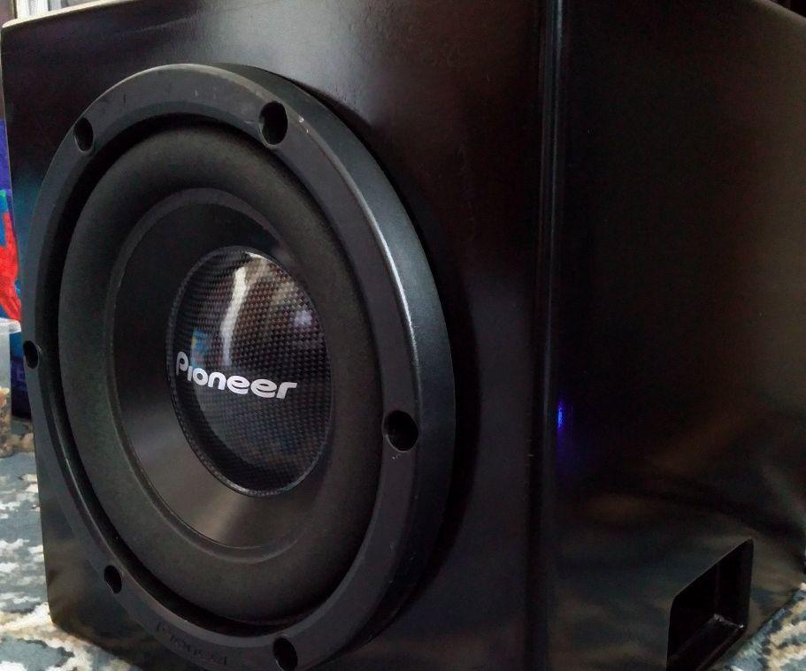 Diy 10 Home Subwoofer Speakers Hifi Audio And Loudspeaker